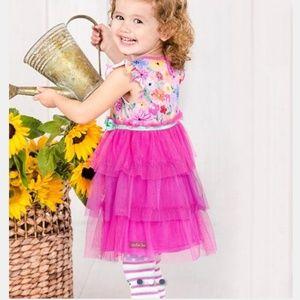 Matilda Jane Wide Awake Frenchie Tulle Dress 12